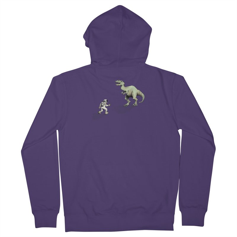 Time Travel Problems Women's Zip-Up Hoody by Anthony Woodward's Artist Shop