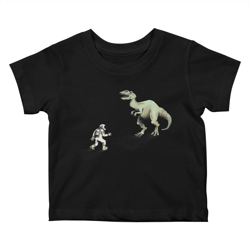 Time Travel Problems Kids Baby T-Shirt by Anthony Woodward's Artist Shop