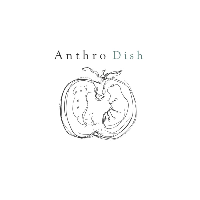 AnthroDish Izzy Tomato by AnthroDish's Artist Shop