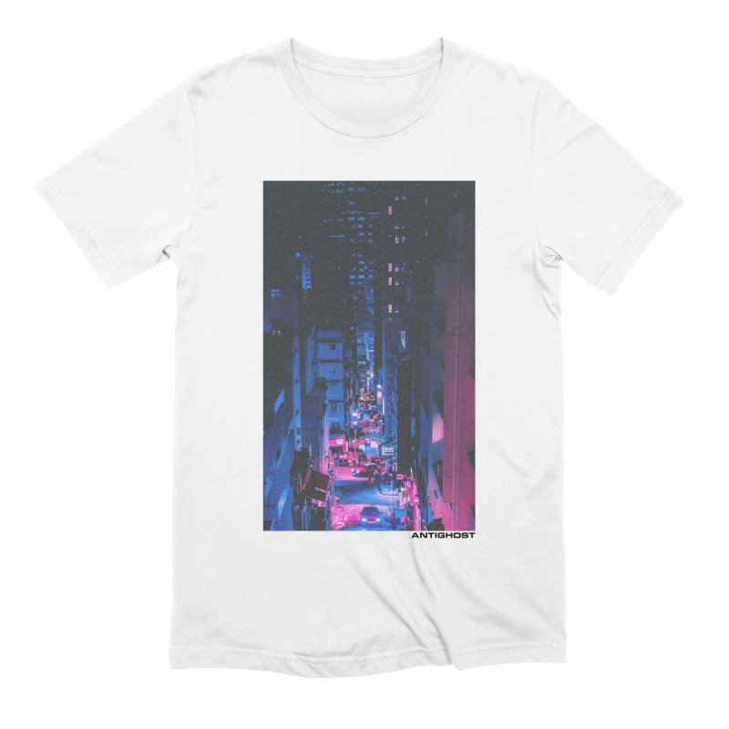 Animal Alley in Men's Extra Soft T-Shirt White by antighostmusic's Artist Shop