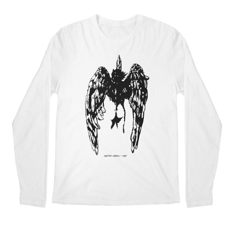 Battle Angel Men's Longsleeve T-Shirt by AntonAbela-Art's Artist Shop