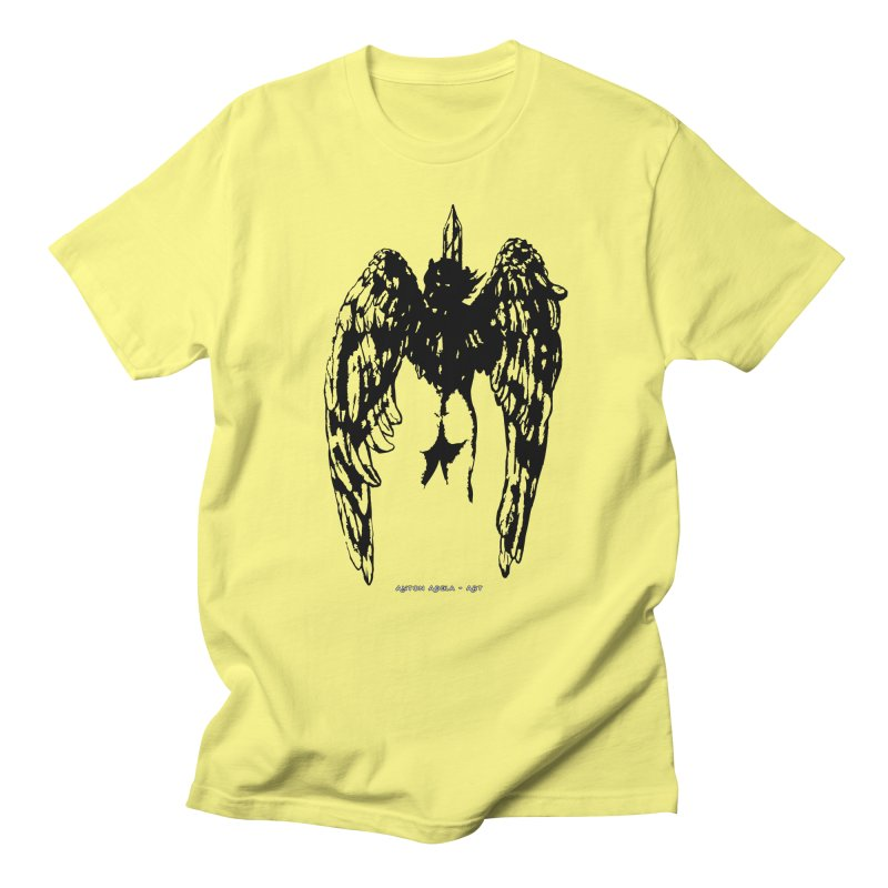Battle Angel Women's Unisex T-Shirt by AntonAbela-Art's Artist Shop