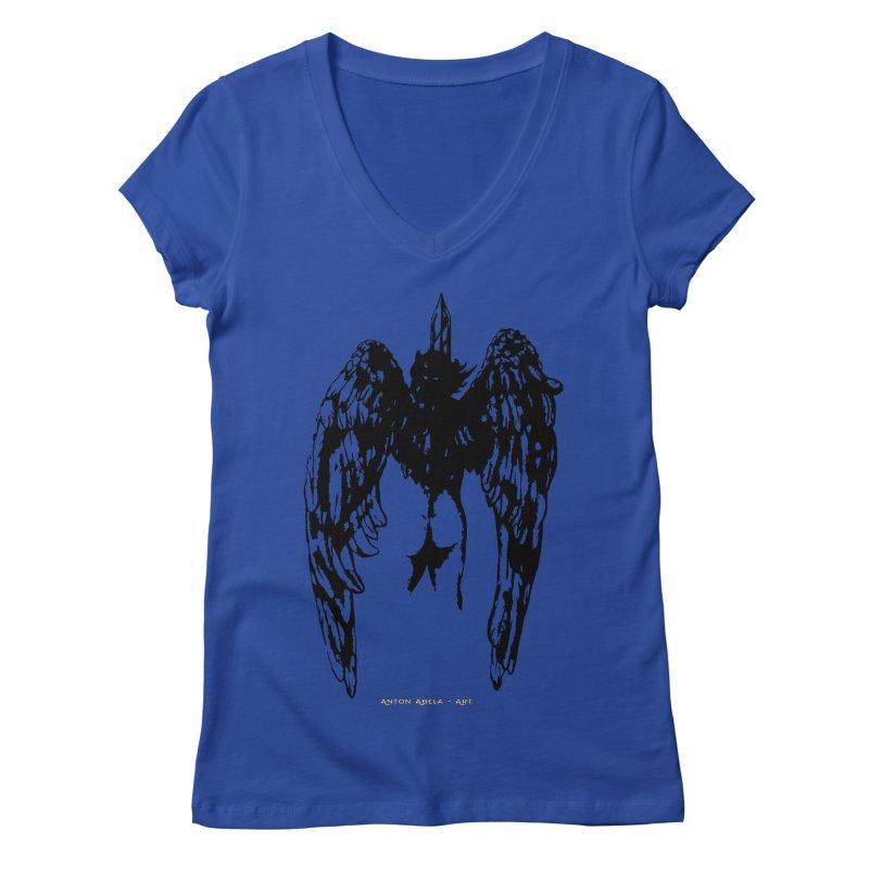 Battle Angel   by AntonAbela-Art's Artist Shop