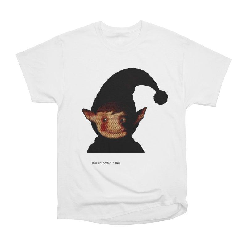 Bloody Dark Xmas Women's Classic Unisex T-Shirt by AntonAbela-Art's Artist Shop