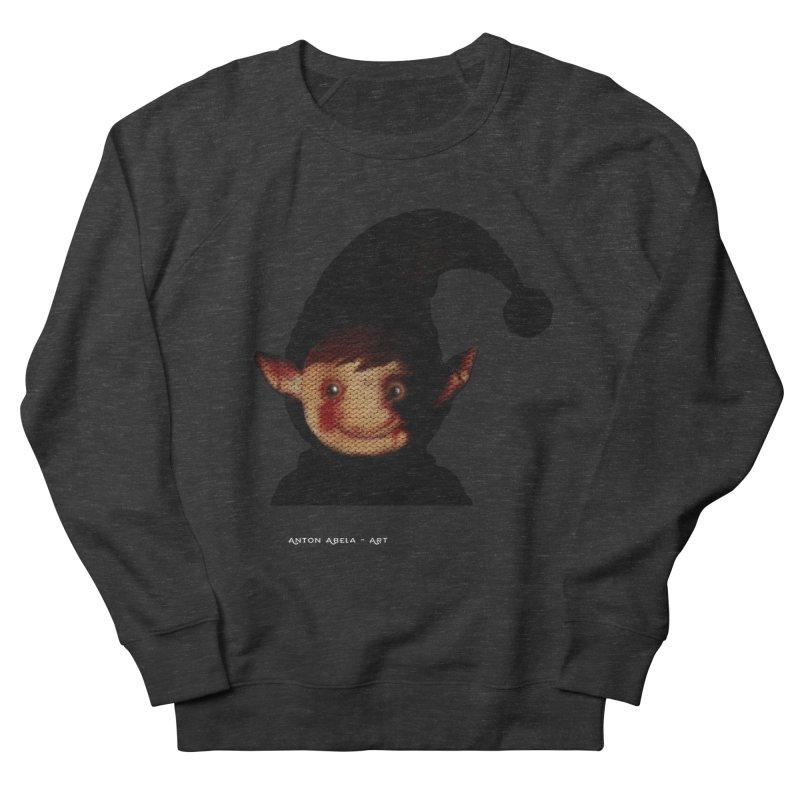 Bloody Dark Xmas Women's Sweatshirt by AntonAbela-Art's Artist Shop