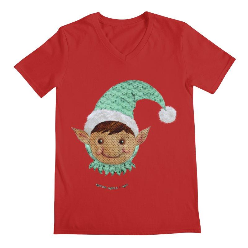 Christmas Elf   by AntonAbela-Art's Artist Shop