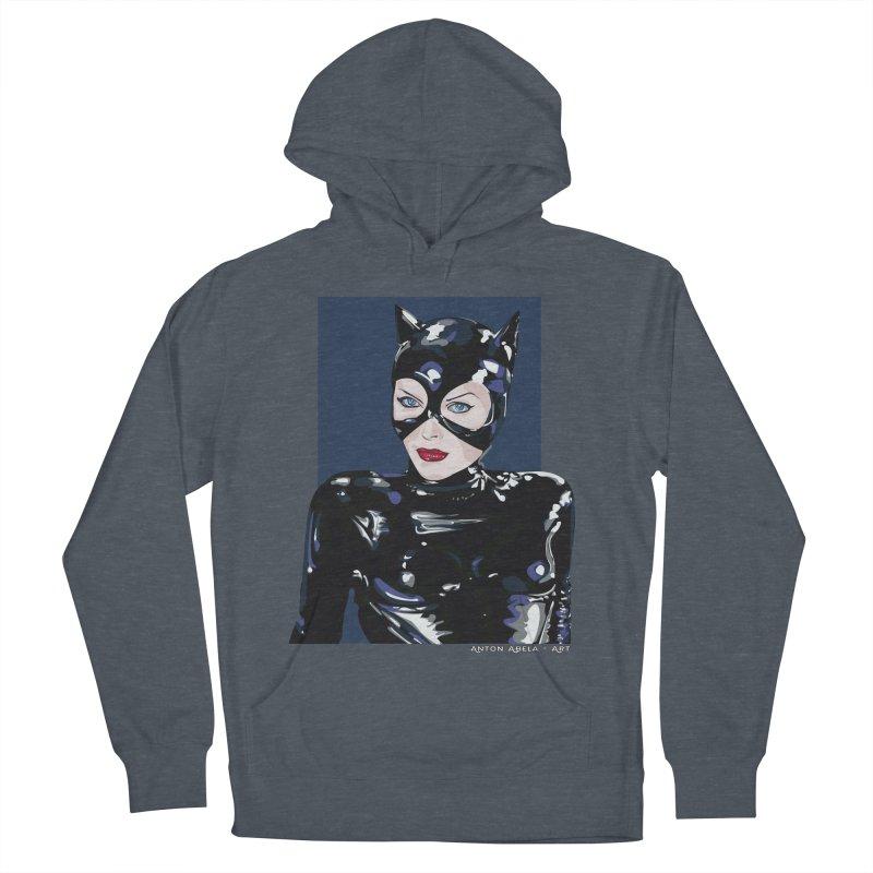 Meow! The Greatest Women's Pullover Hoody by AntonAbela-Art's Artist Shop
