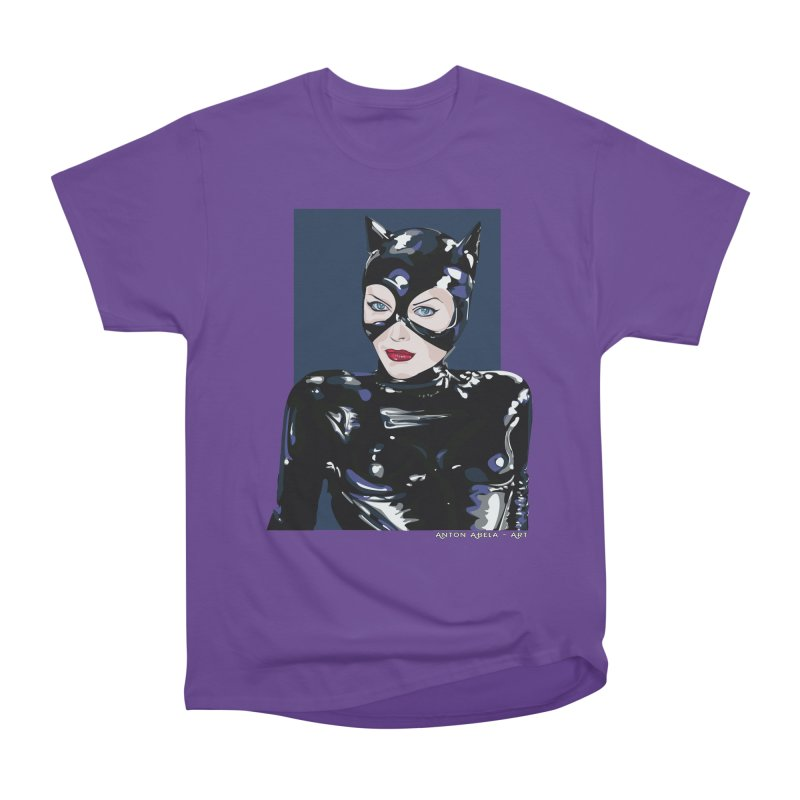 Meow! The Greatest Women's Classic Unisex T-Shirt by AntonAbela-Art's Artist Shop