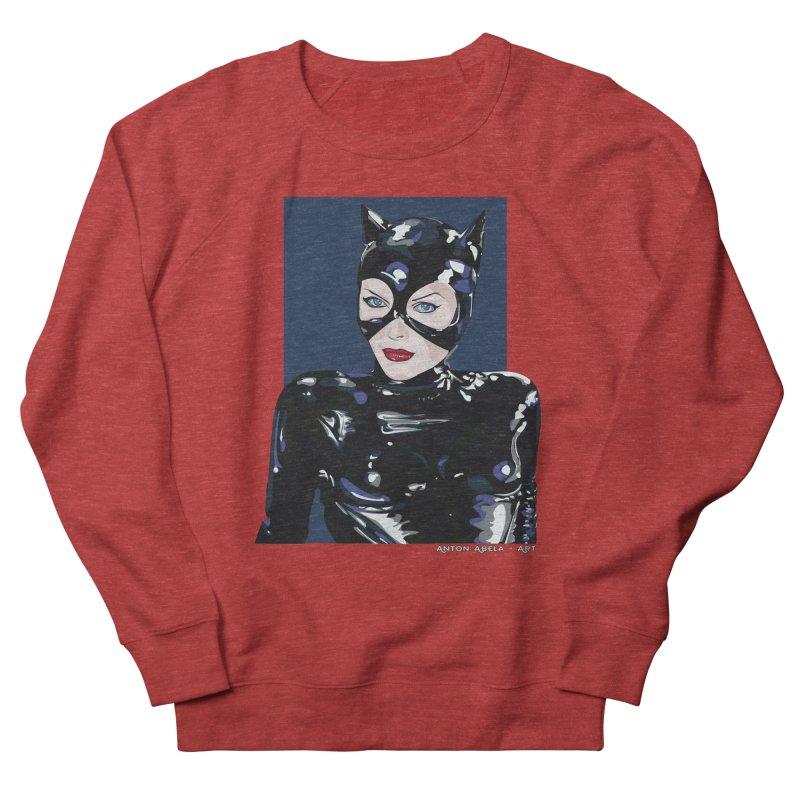Meow! The Greatest Women's Sweatshirt by AntonAbela-Art's Artist Shop