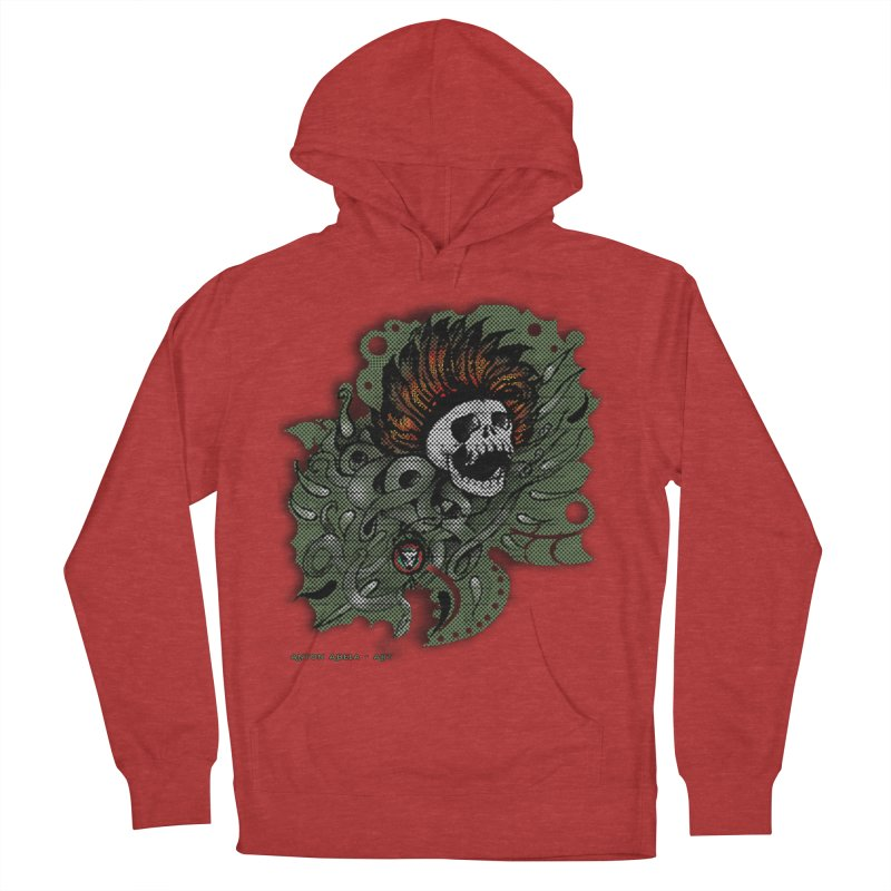 The Innate Spirit Men's Pullover Hoody by AntonAbela-Art's Artist Shop