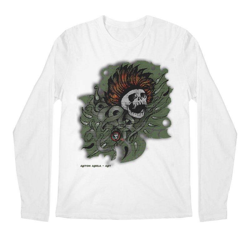 The Innate Spirit Men's Longsleeve T-Shirt by AntonAbela-Art's Artist Shop