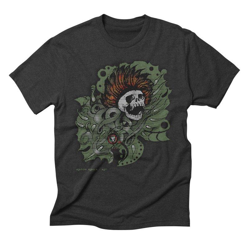 The Innate Spirit Men's Triblend T-shirt by AntonAbela-Art's Artist Shop