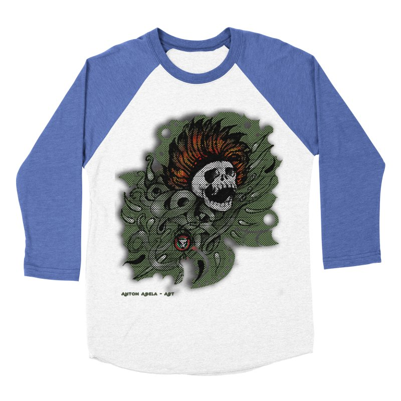 The Innate Spirit Women's Baseball Triblend Longsleeve T-Shirt by AntonAbela-Art's Artist Shop