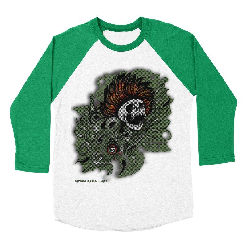 The Innate Spirit Women's Baseball Triblend T-Shirt by AntonAbela-Art's Artist Shop