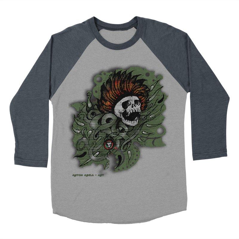 The Innate Spirit Men's Baseball Triblend T-Shirt by AntonAbela-Art's Artist Shop