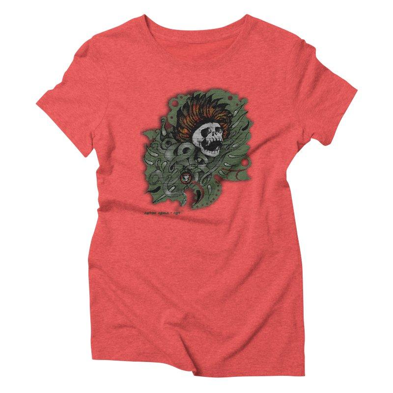 The Innate Spirit Women's Triblend T-shirt by AntonAbela-Art's Artist Shop