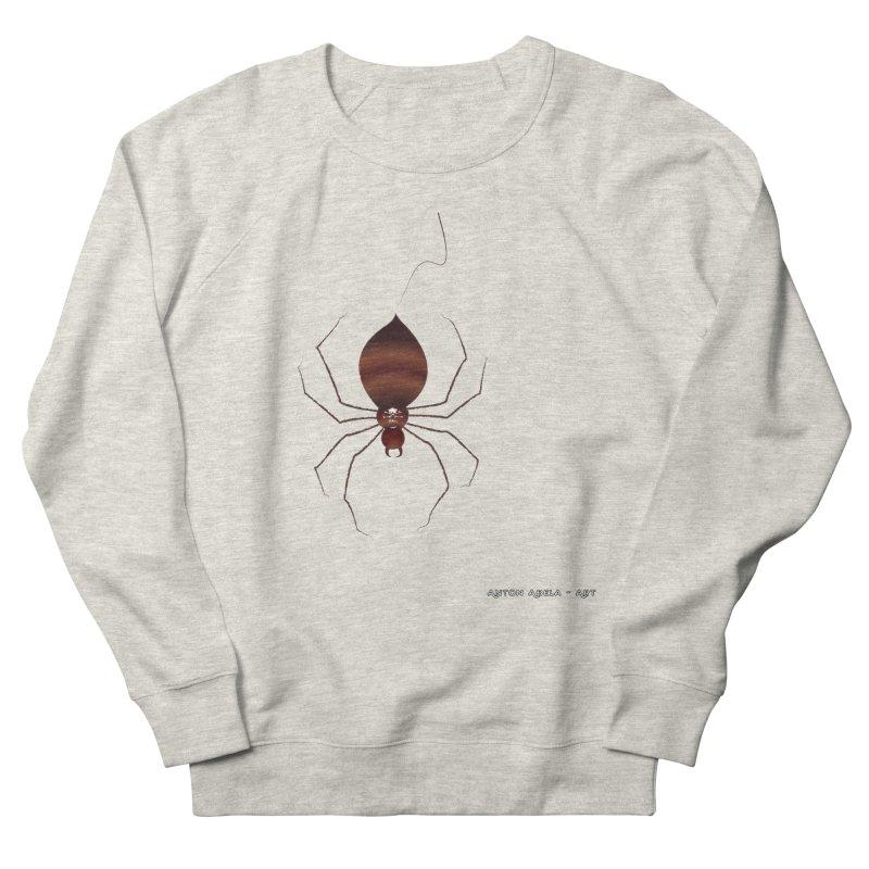 Itsy Bitsy Deadly Spider! Men's Sweatshirt by AntonAbela-Art's Artist Shop