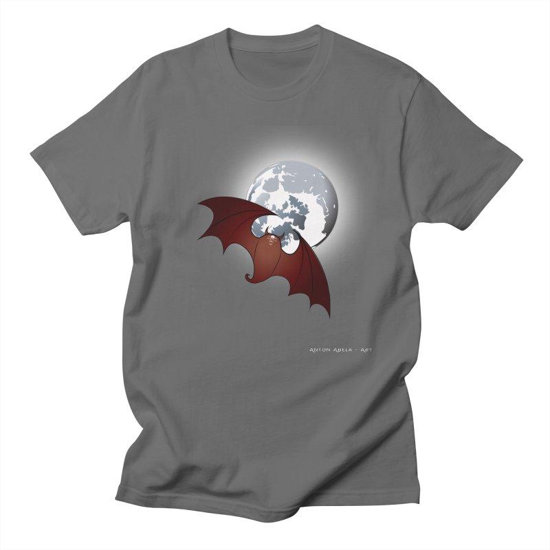 The One That Hovers Men's T-Shirt by AntonAbela-Art's Artist Shop