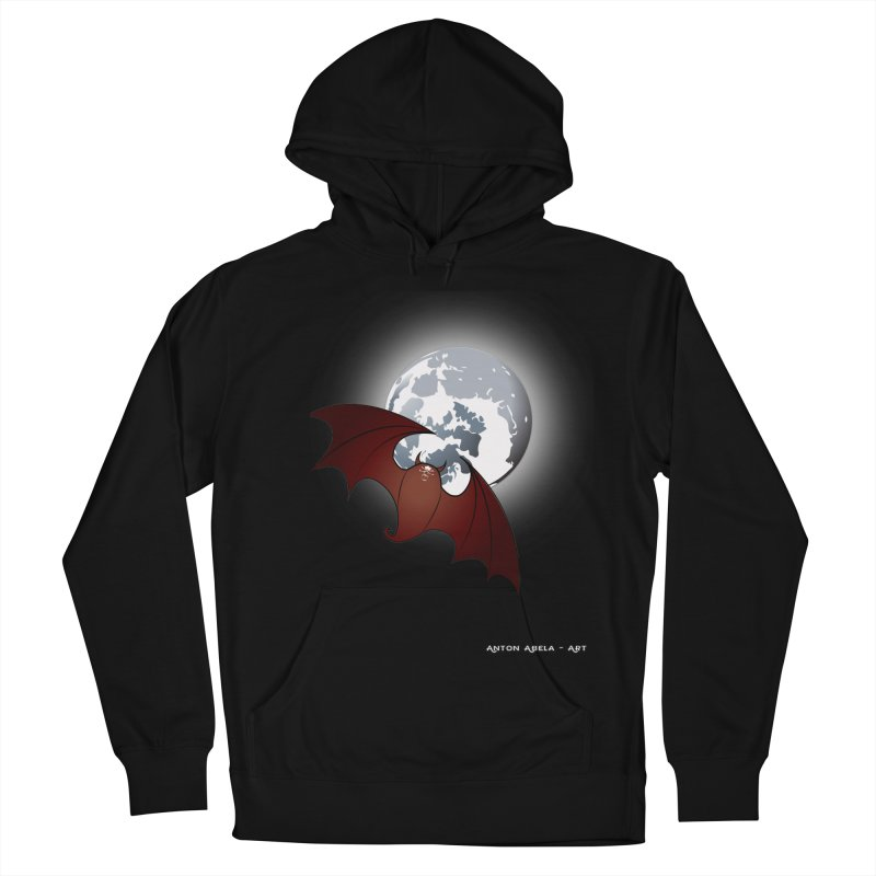 The One That Hovers Men's Pullover Hoody by AntonAbela-Art's Artist Shop