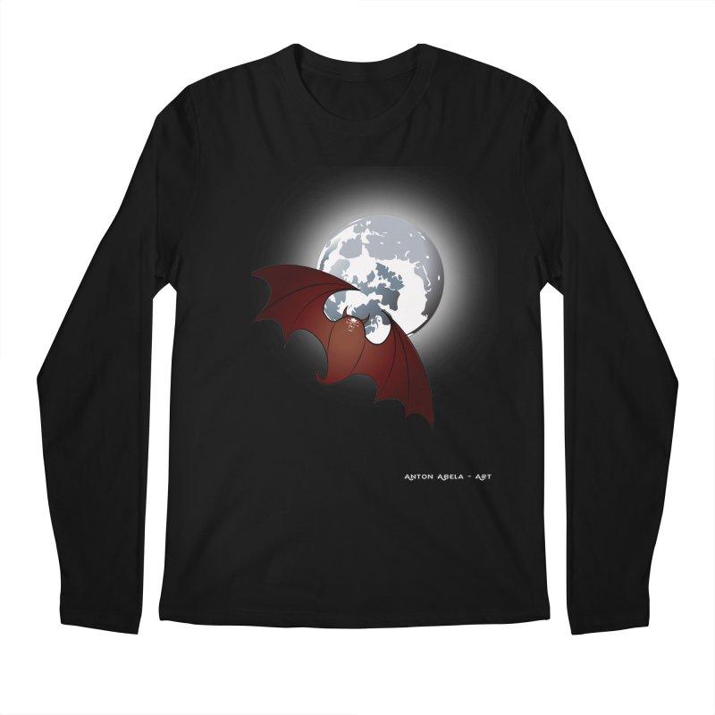 The One That Hovers Men's Longsleeve T-Shirt by AntonAbela-Art's Artist Shop