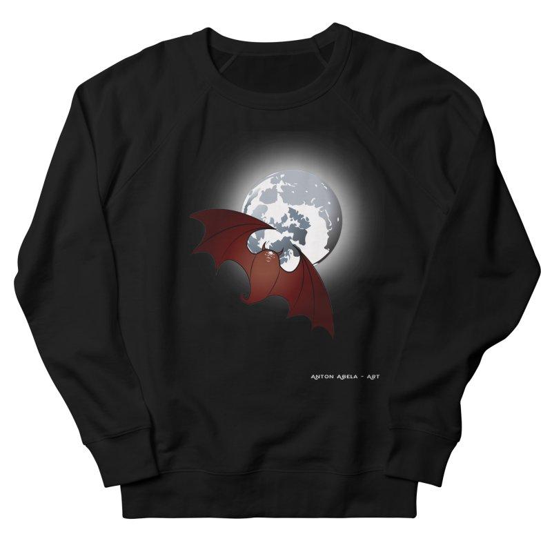 The One That Hovers Women's Sweatshirt by AntonAbela-Art's Artist Shop