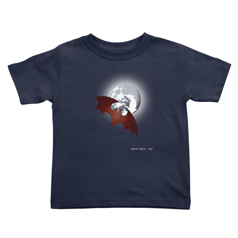 The One That Hovers Kids Toddler T-Shirt by AntonAbela-Art's Artist Shop