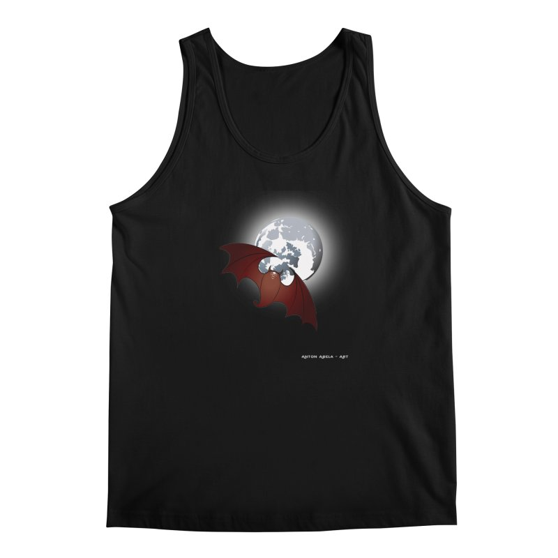 The One That Hovers Men's Tank by AntonAbela-Art's Artist Shop