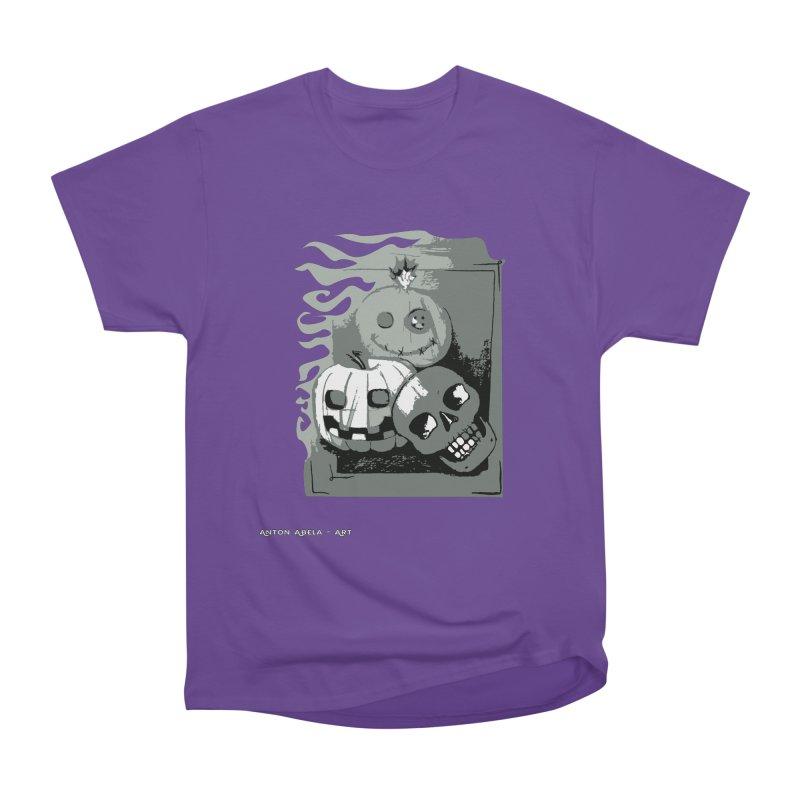 3 Best Buds Men's Classic T-Shirt by AntonAbela-Art's Artist Shop