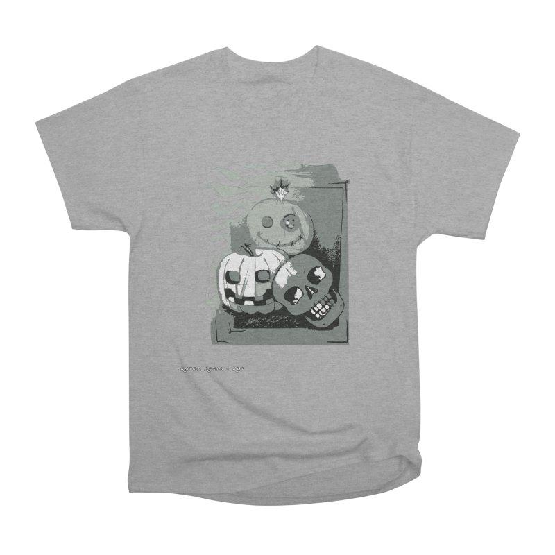 3 Best Buds Women's Heavyweight Unisex T-Shirt by AntonAbela-Art's Artist Shop