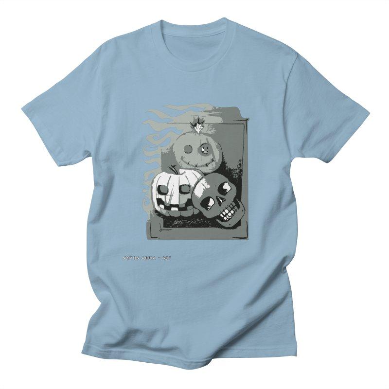 3 Best Buds Women's Regular Unisex T-Shirt by AntonAbela-Art's Artist Shop