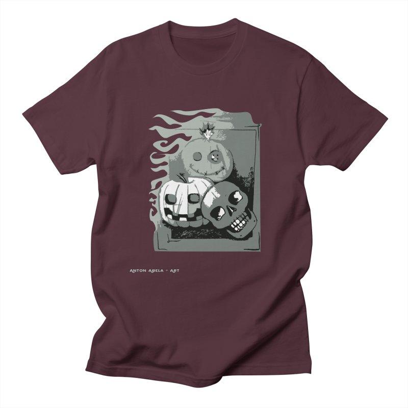 3 Best Buds Women's Unisex T-Shirt by AntonAbela-Art's Artist Shop