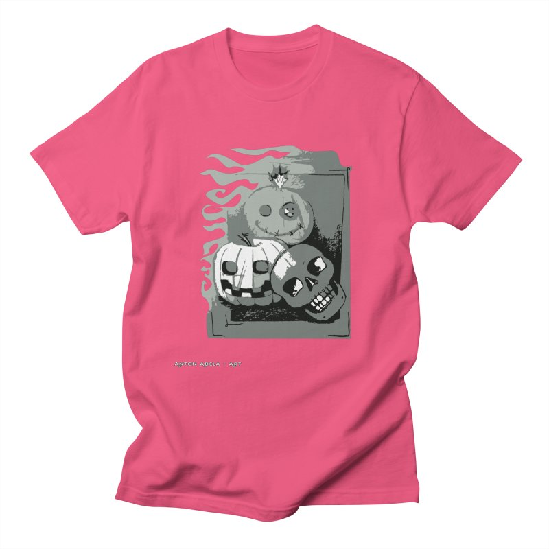 3 Best Buds Men's T-Shirt by AntonAbela-Art's Artist Shop
