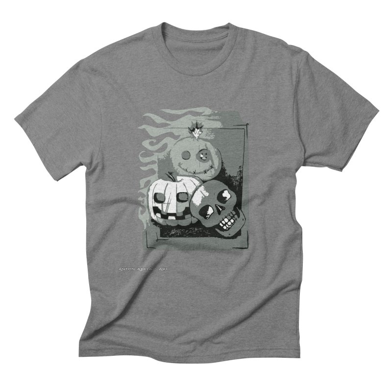 3 Best Buds Men's Triblend T-Shirt by AntonAbela-Art's Artist Shop