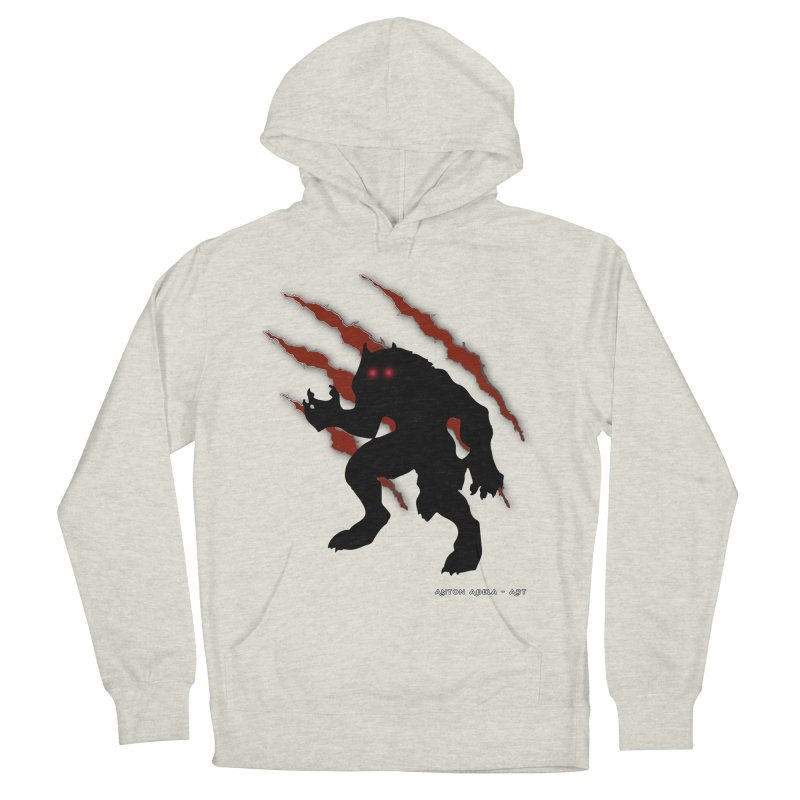 Once Marked By the Beast Women's Pullover Hoody by AntonAbela-Art's Artist Shop