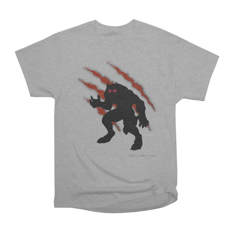 Once Marked By the Beast Women's Classic Unisex T-Shirt by AntonAbela-Art's Artist Shop