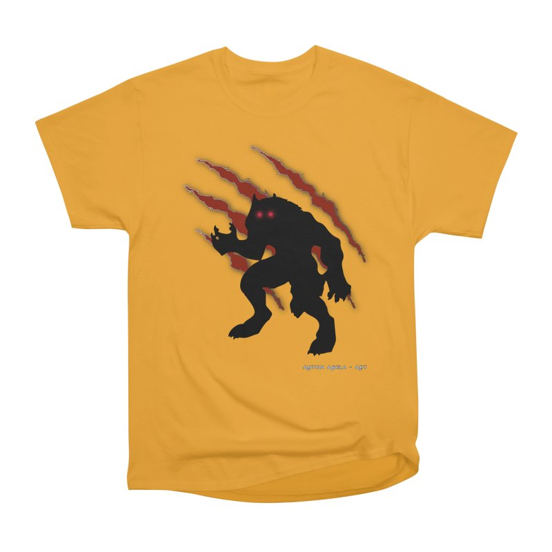 Once Marked By the Beast Men's Classic T-Shirt by AntonAbela-Art's Artist Shop