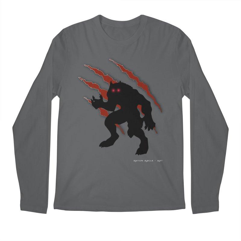 Once Marked By the Beast Men's Longsleeve T-Shirt by AntonAbela-Art's Artist Shop