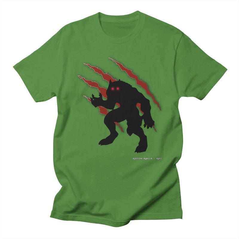 Once Marked By the Beast Women's Regular Unisex T-Shirt by AntonAbela-Art's Artist Shop