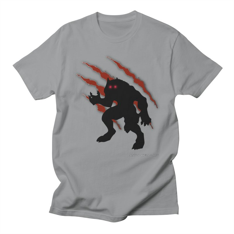 Once Marked By the Beast Women's Unisex T-Shirt by AntonAbela-Art's Artist Shop