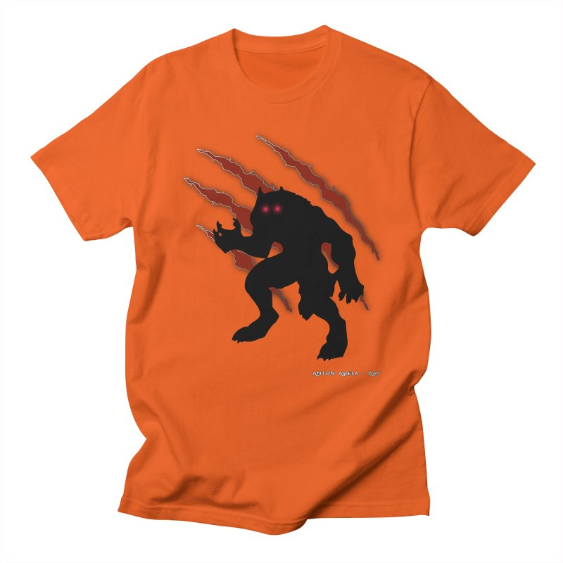Once Marked By the Beast Men's T-Shirt by AntonAbela-Art's Artist Shop