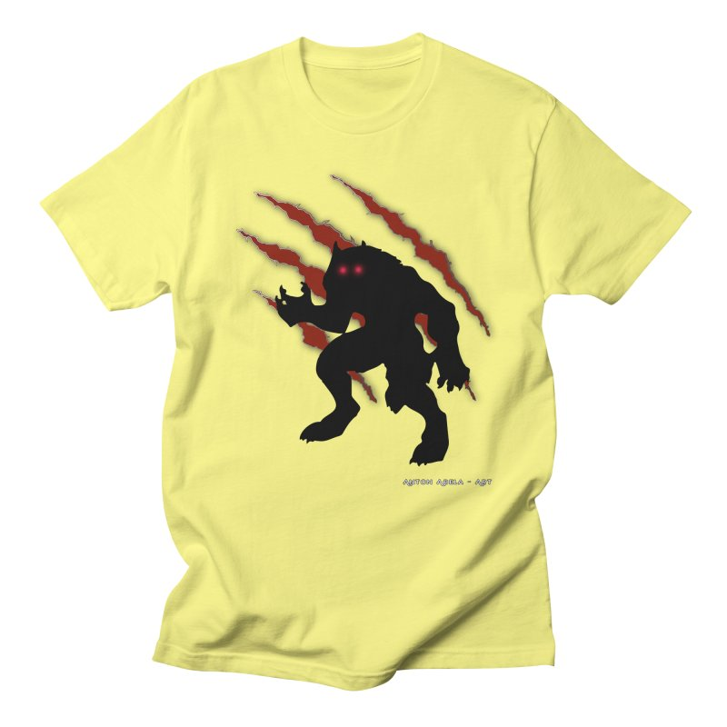 Once Marked By the Beast Men's T-Shirt by AntonAbela-Art's Artist Shop