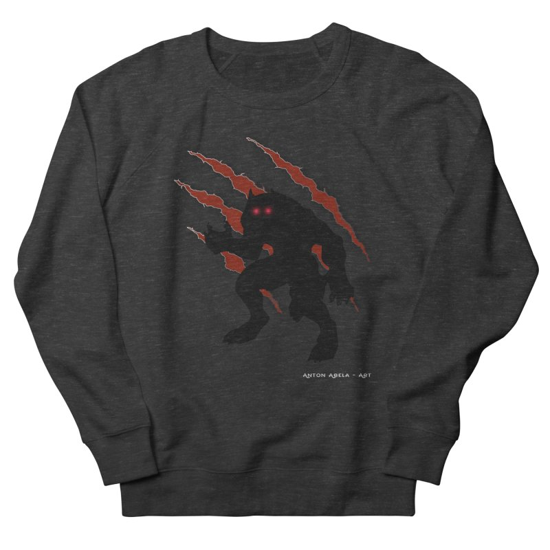 Once Marked By the Beast Women's Sweatshirt by AntonAbela-Art's Artist Shop