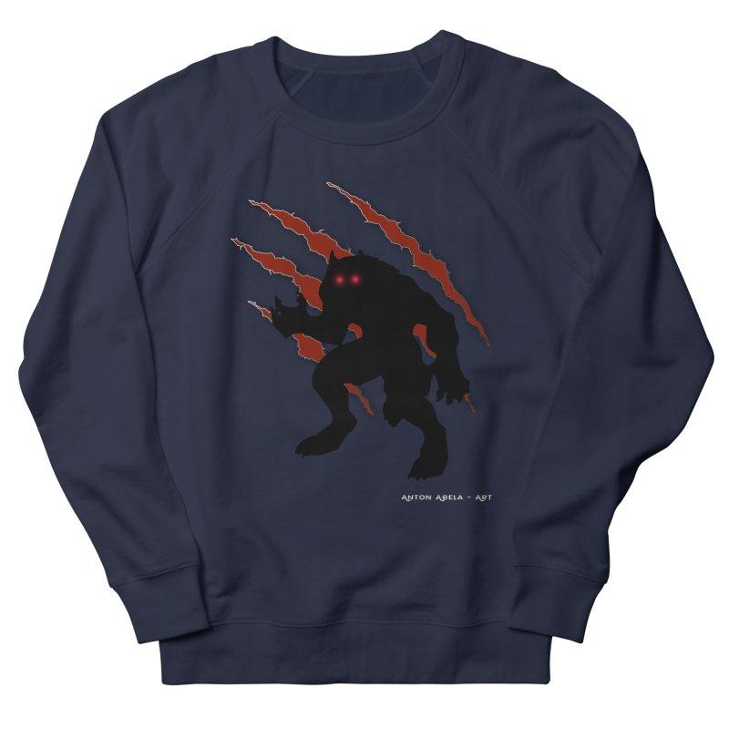 Once Marked By the Beast Women's Sweatshirt by AntonAbela-Art's Artist Shop