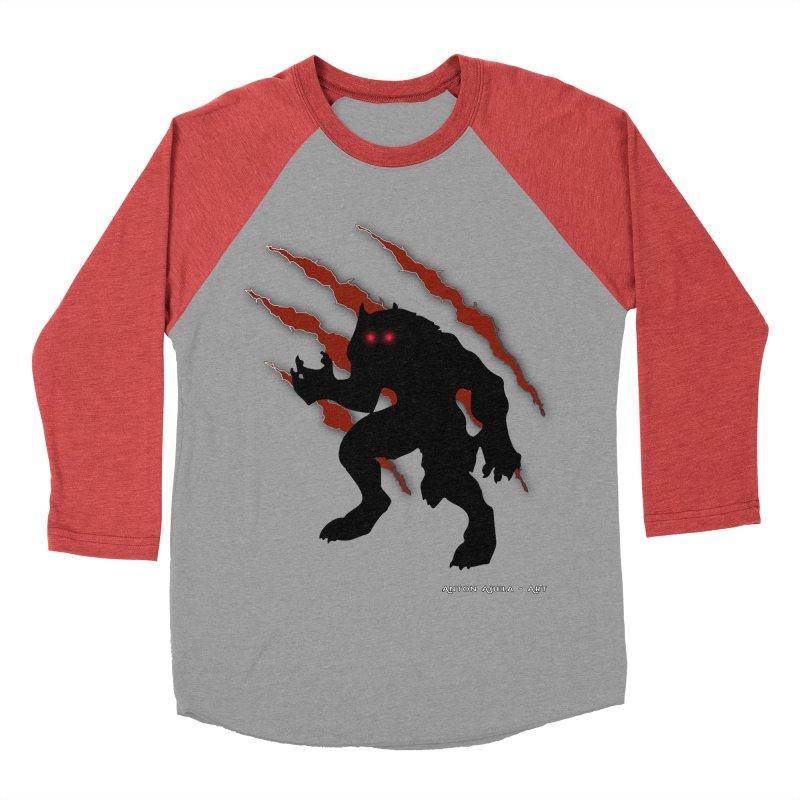 Once Marked By the Beast Women's Baseball Triblend Longsleeve T-Shirt by AntonAbela-Art's Artist Shop