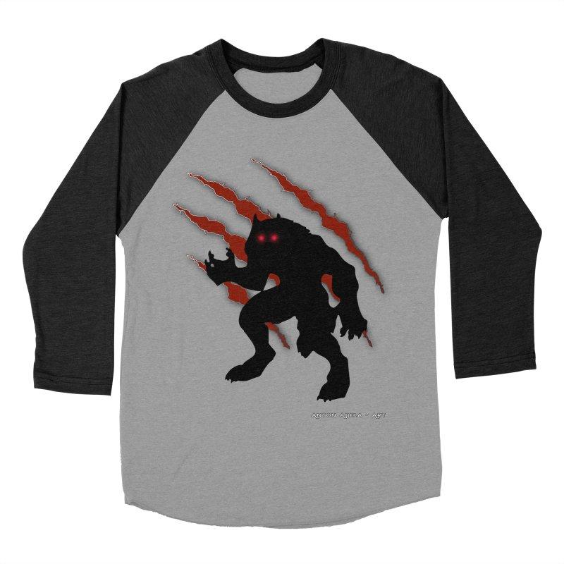 Once Marked By the Beast Women's Baseball Triblend T-Shirt by AntonAbela-Art's Artist Shop