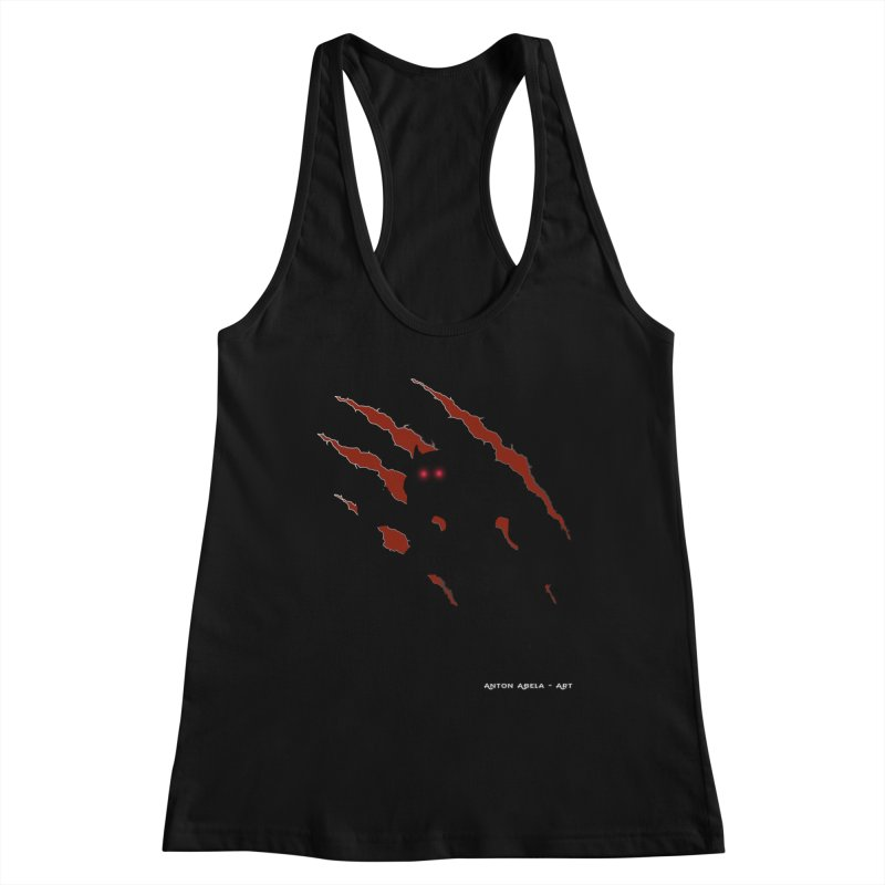 Once Marked By the Beast Women's Tank by AntonAbela-Art's Artist Shop