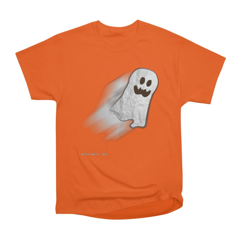 Candy Ghost Women's T-Shirt by AntonAbela-Art's Artist Shop