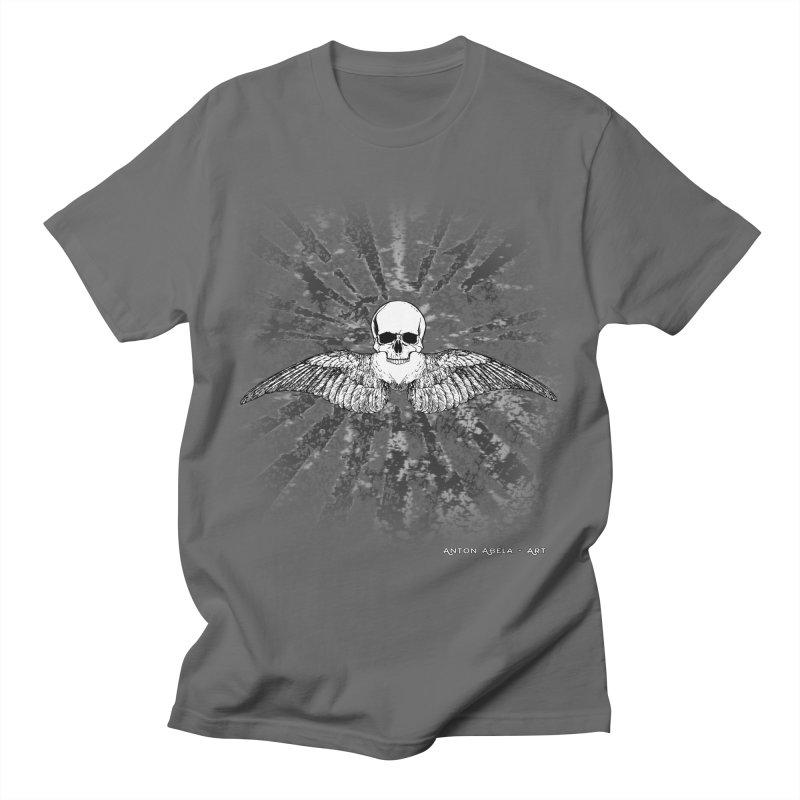 Death Seraphim Women's T-Shirt by AntonAbela-Art's Artist Shop