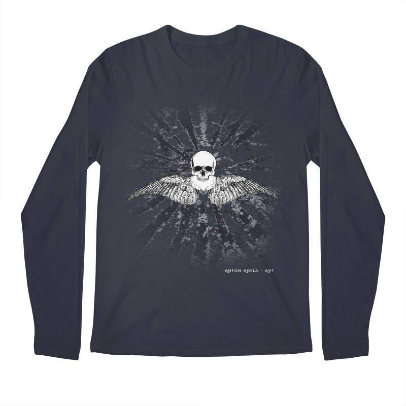 Death Seraphim Men's Longsleeve T-Shirt by AntonAbela-Art's Artist Shop