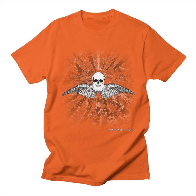 Death Seraphim Women's Unisex T-Shirt by AntonAbela-Art's Artist Shop